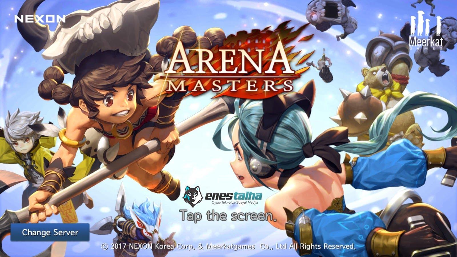 arena masters hakkında