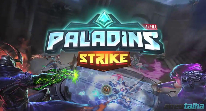 paladins strike hakkında