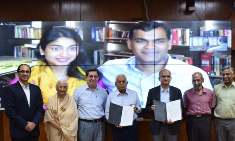 New chairs to support research in IIT Delhi