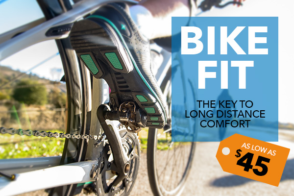 Bike Fit - the key to long distance comfort