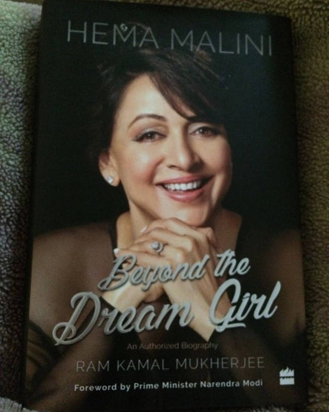 Hema Malini Beyond Dream Girl