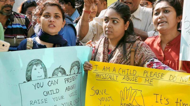 Child Sex Abuse kolkata schools