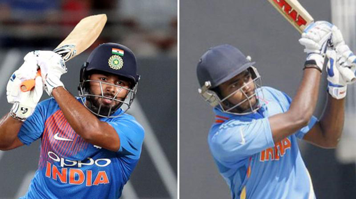 team india selection rishabh pant sanju samson Shikhar Dhawan west indies tour cricket