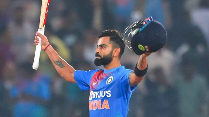 Virat Kohli Indian Cricket Team India Captain Skipper