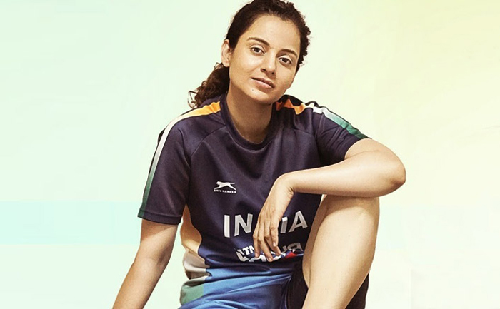 panga movie kangana ranaut sports