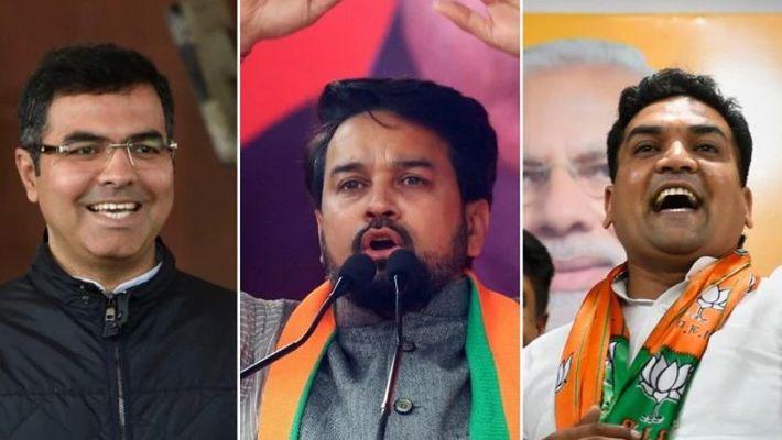 bjp hate speech mongers delhi riots Kapil Mishra Amit Shah