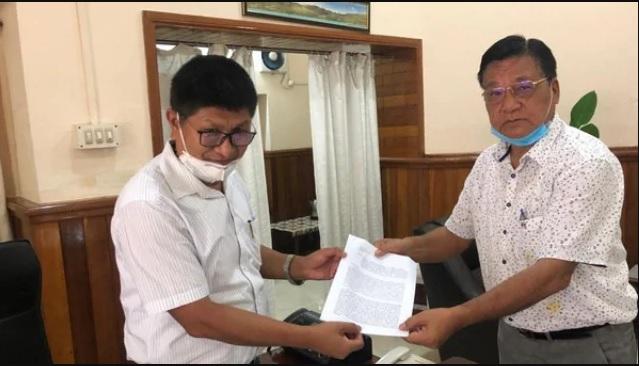manipur political crisis mlas congress bjp