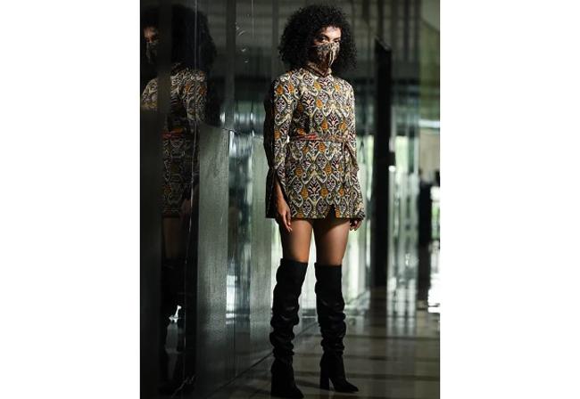 artificial intelligence Fashion designing covid-19 lockdown coronavirus abhishek dutta