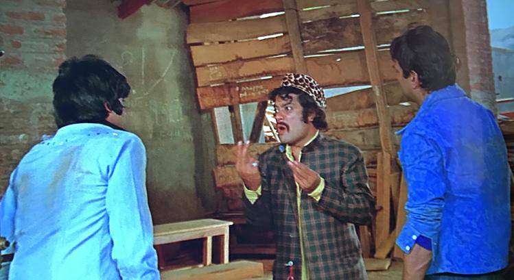 syed ishtiaq ahmed jaffri jagdeep actor bollywood