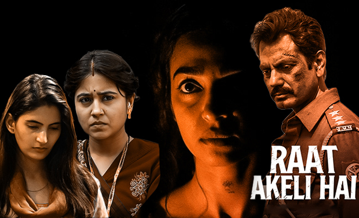 raat akeli hai movie review nawazuddin siddiqui Radhika Apte