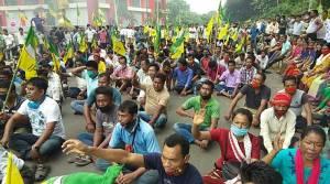 BJP tripura caders workers northeast