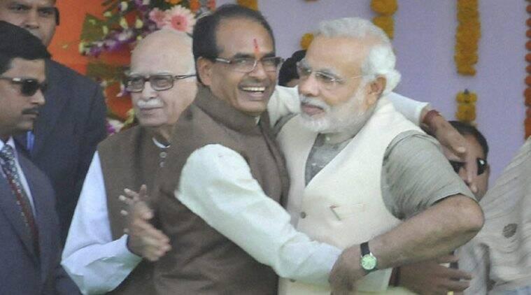 narendra modi shivraj chouhan madhya pradesh