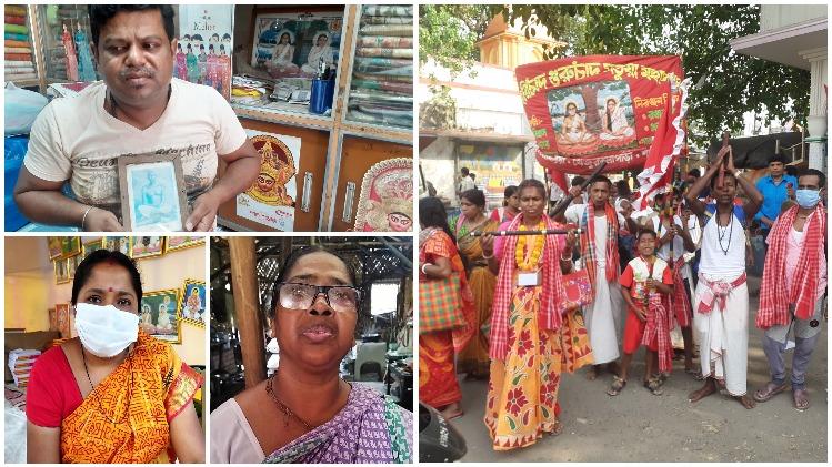 matua community matuas thakurbari bengal elections mamata Banerjee