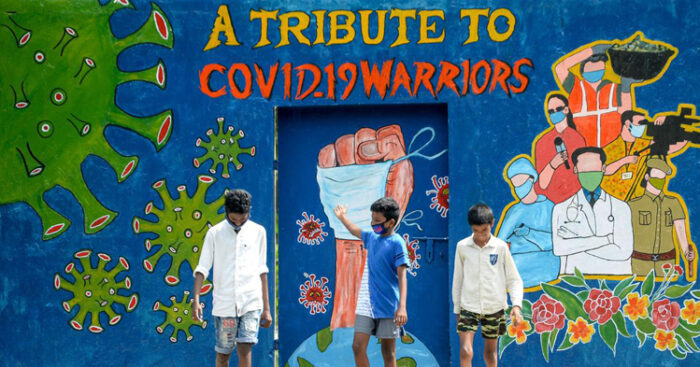 झारखंड कोरोना योद्धा jharkhand corona yoddha covid-19 adhikari