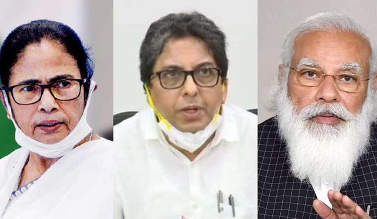 chief secretary West bengal alapan Bandyopadhyay mamata banerjee narendra modi