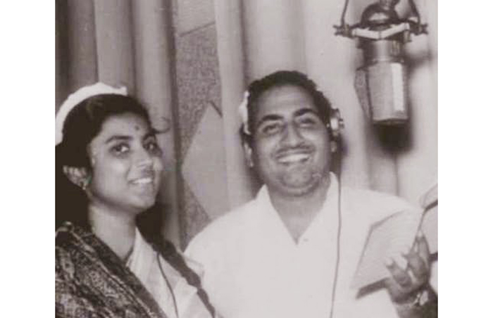 mohd. rafi rafisaab suman kalyanpur playback singer bollywood