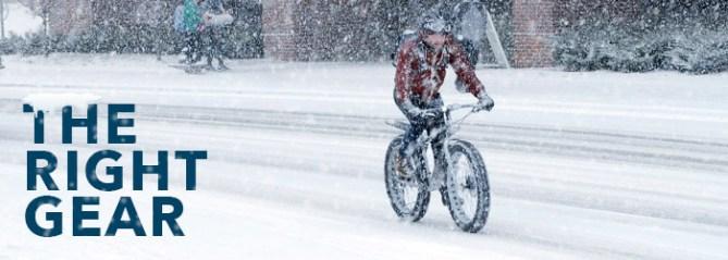 Winter riding gear