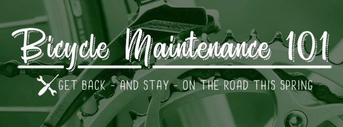 Basic Bike Maintenance Tips from Asheville Bicycle Company