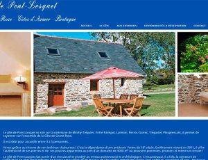 Gîte du Losquet - Enez Web Paper - Minihy-Tréguier