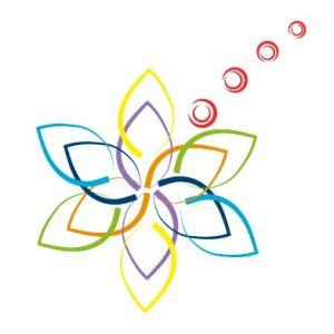 Autour Du Theme Des Fleurs Lotus De Lenergie Couleurs Larc En Ciel Lequilibre