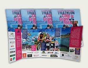Triathlon Côte de Granit rose 2018 : le dépliant 8 volets !