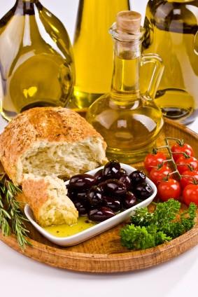 Dieta mediterrnea EnFamilia