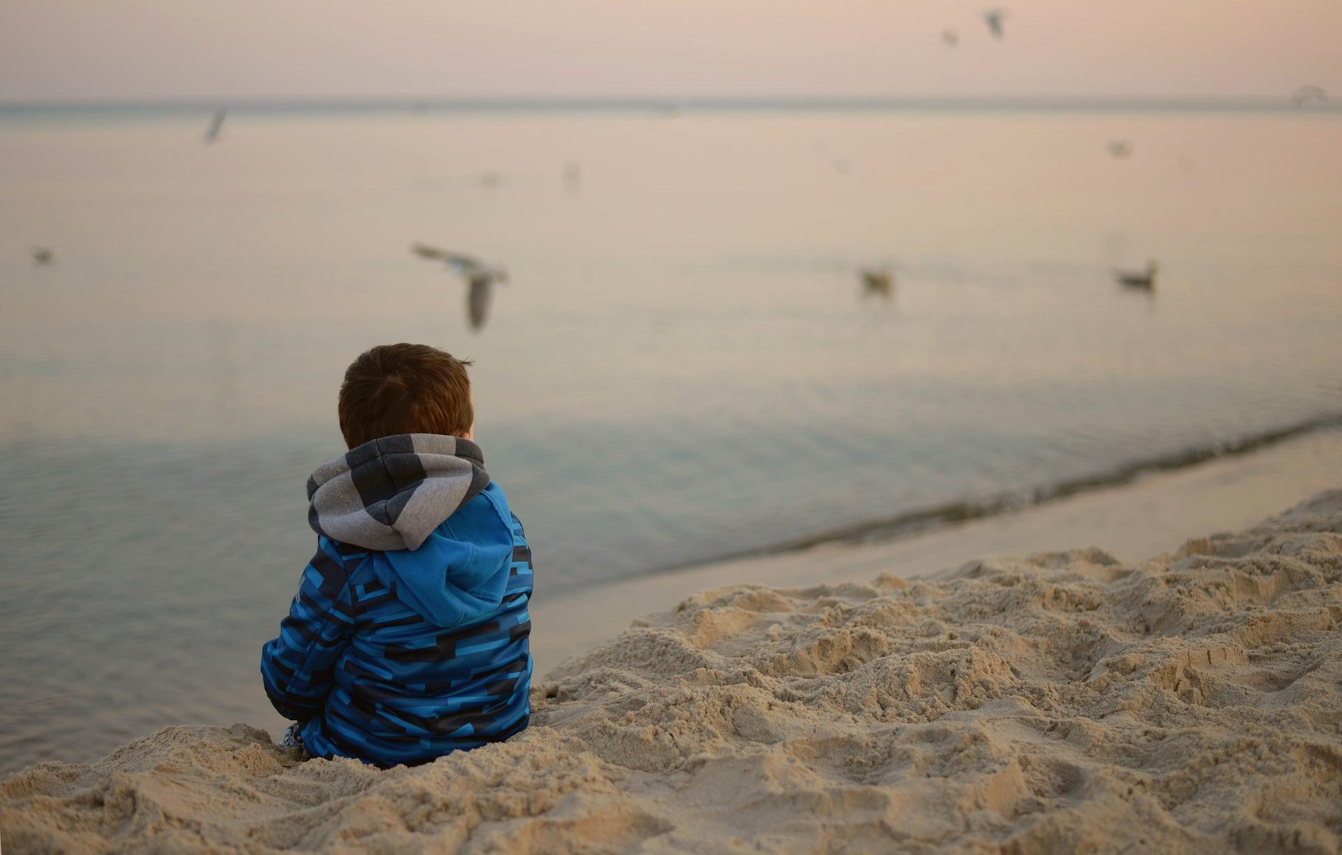 La solitude permet de se retrouver et aussi de se reposer les oreilles pour mieux repartir ensuite.