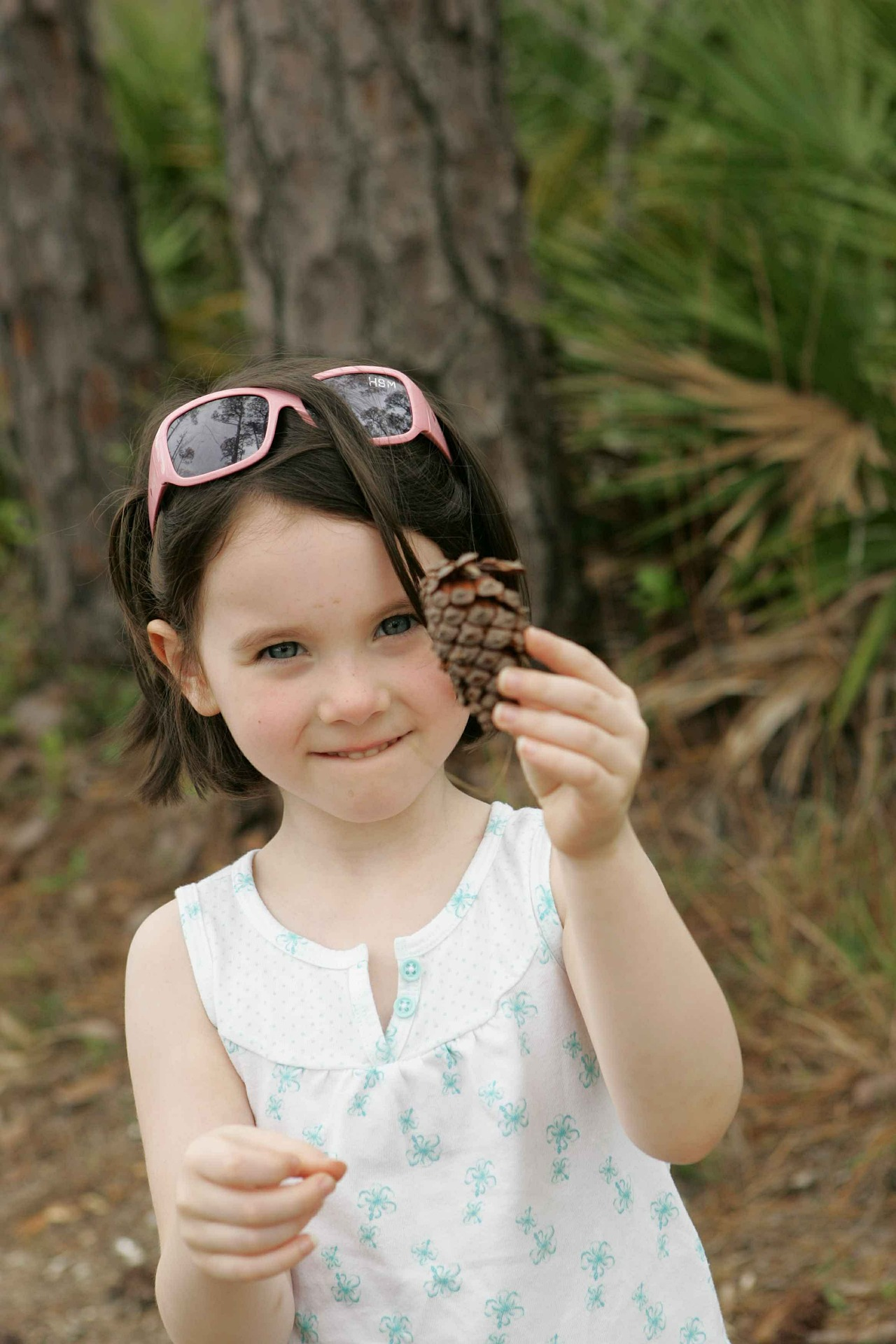 Quel bonheur de voir sur le visage de nos enfants, le résultat d'une magnifique trouvaille !