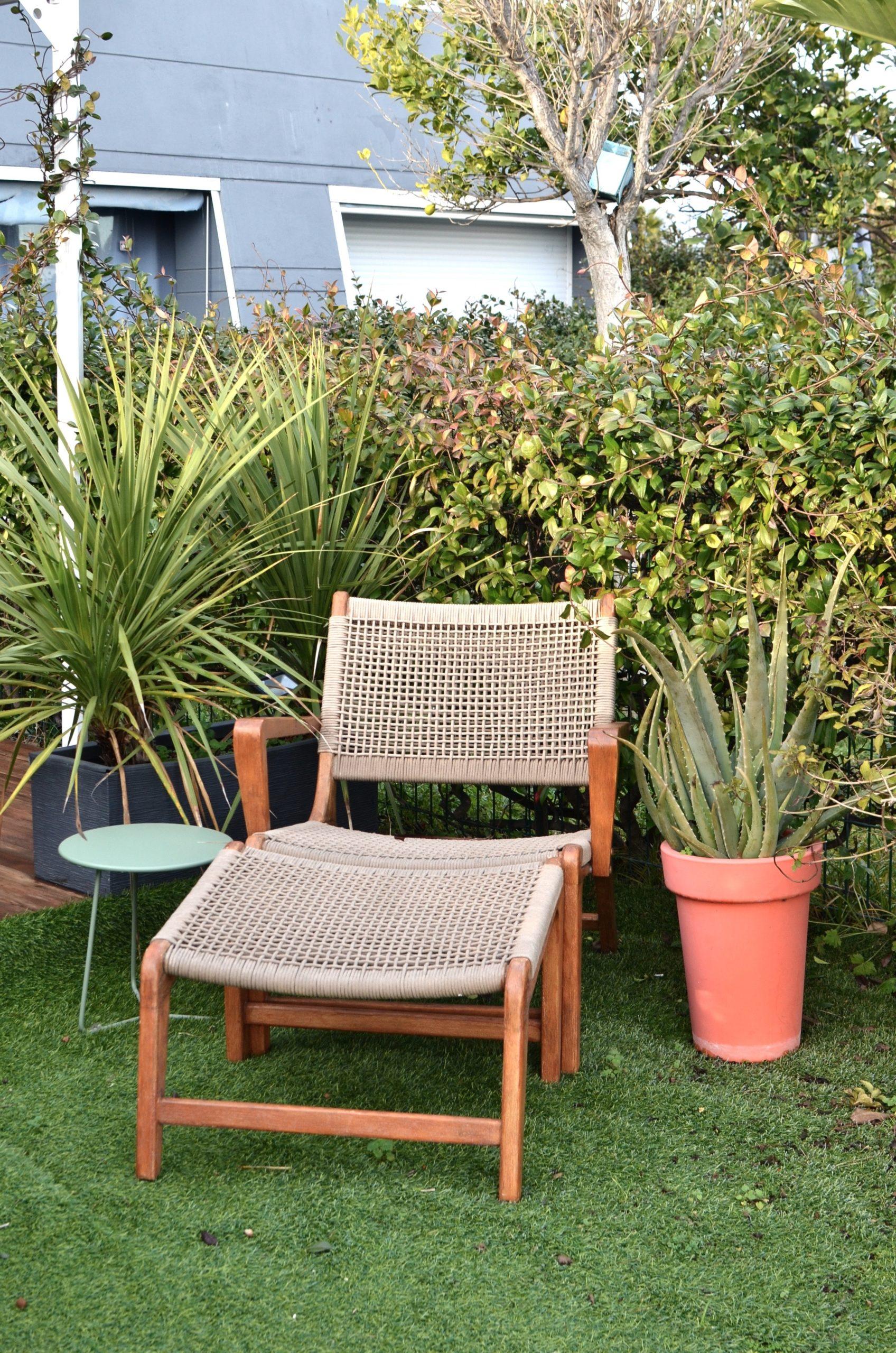 Créez vous un sit-spot dans votre jardin, sur votre terrasse ou balcon, vous devez pouvoir vous ressourcer facilement à chaque fois que vous en ressentez le besoin.