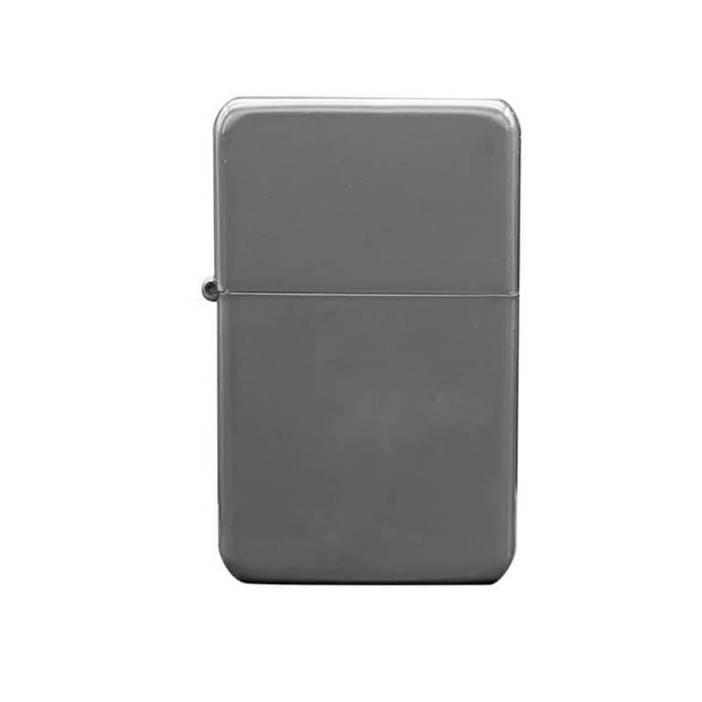 Chrome Silver Premium Cigarette Lighter