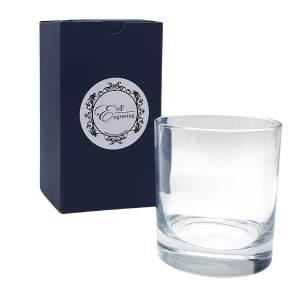 Personalised Glass Tumbler