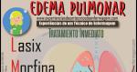 Edema Pulmonar: Tratamiento Inmediato