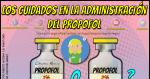Los Cuidados en la Administración del Propofol
