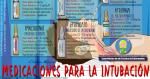 Medicaciones más usadas en una Intubación