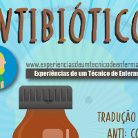 Antibióticos e os Cuidados de Enfermagem