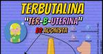 """Terbutalina: """"Ter-B-Uterina"""""""