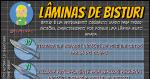 Lâminas de Bisturis: Tipos e Indicações