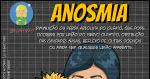 Anosmia ou Anosfrasia: Terminologia