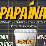 Papaína a 10%