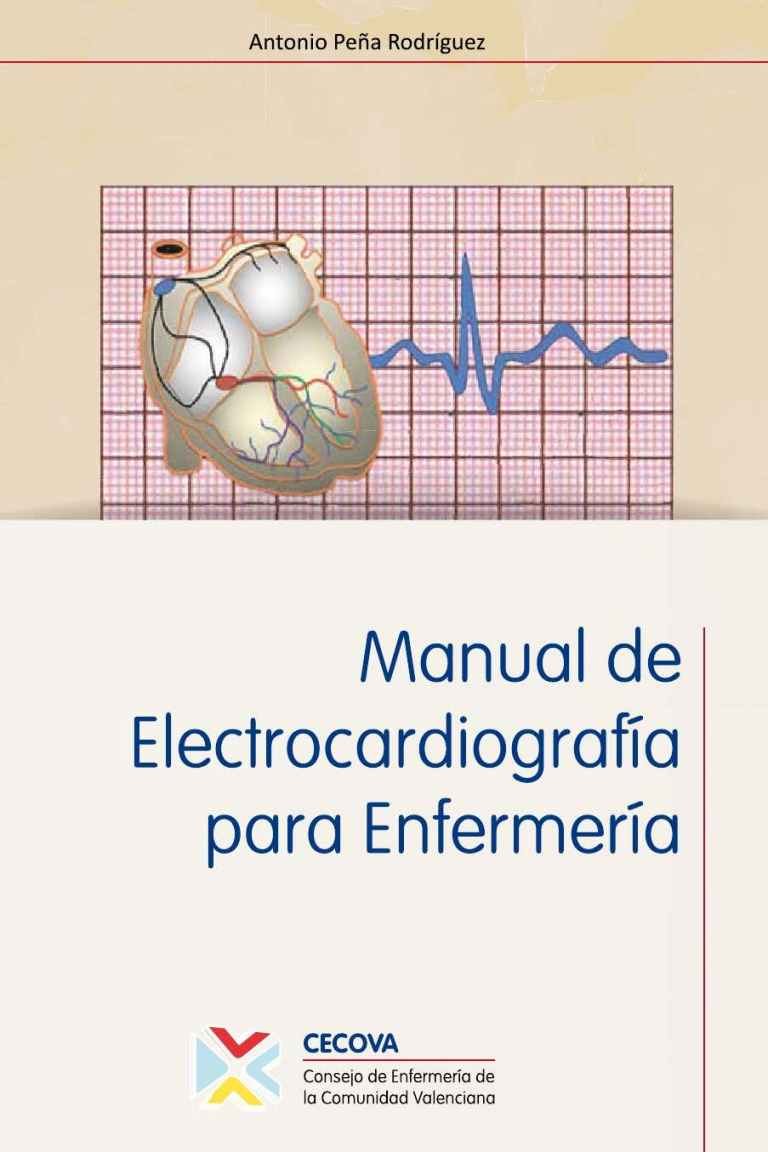 Manual de electrocardiografia para enfermeria