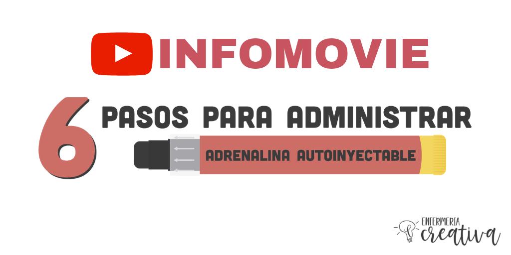 Infomovie – Adrenalina Autoinyectable