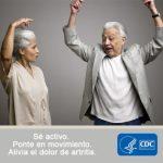 Ejercicios artritis