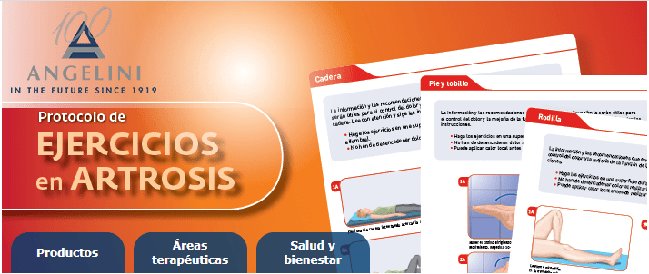 Ejercicios para artrosis