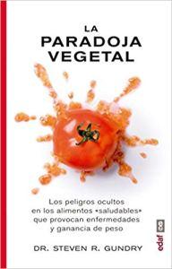 La paradoja vegetal de steven R gundry