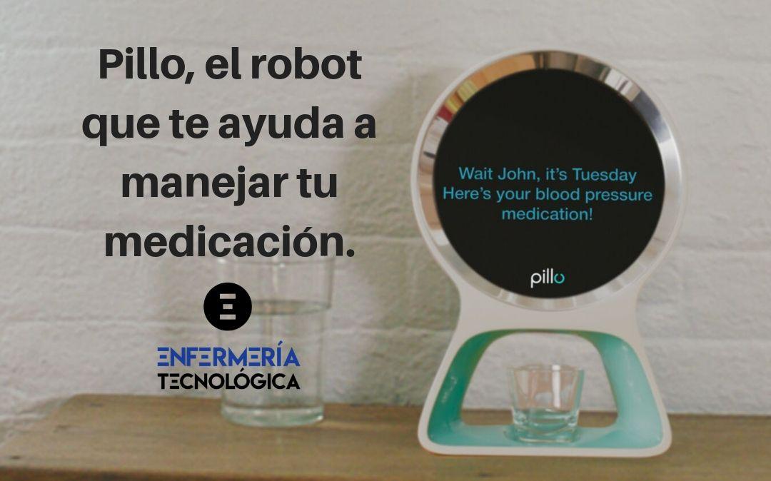 Pillo, el robot que te ayuda a manejar tu medicación