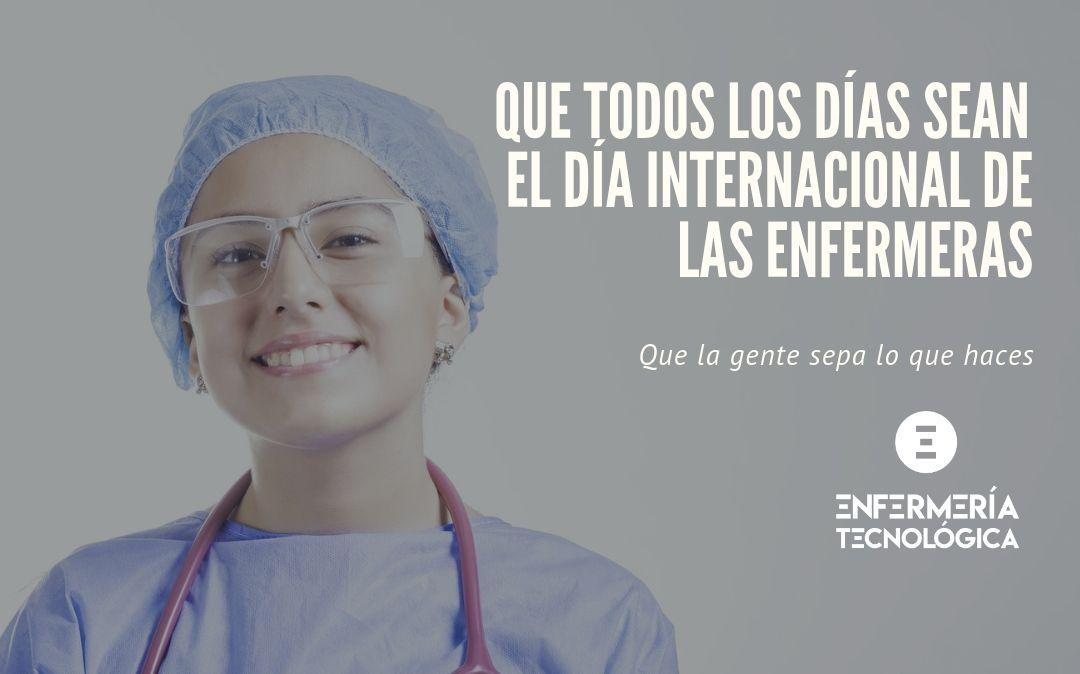 Día Internacional de las Enfermeras