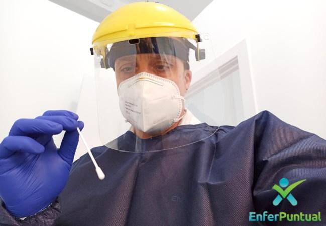 Enfermero Coronavirus