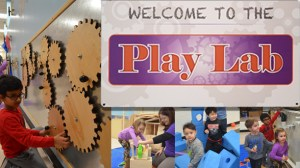 Enfield Plays On! Open Play Lab @ Stowe @ Play Lab @ Stowe