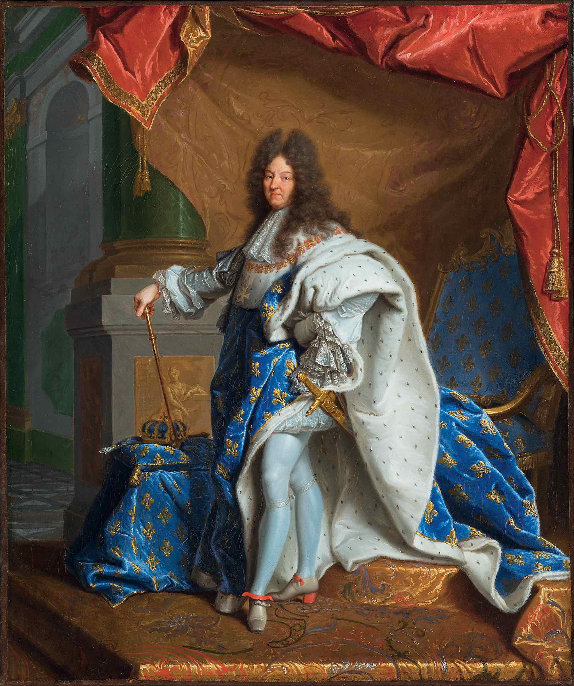 Montreal Acquires Rigaud's Modello for Portrait of Louis XIV | Enfilade