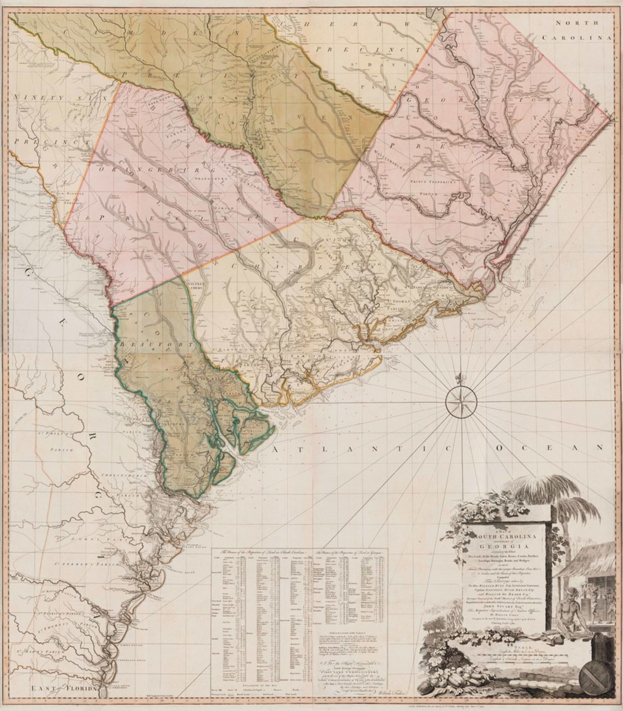 Colonial Williamsburg Acquires Rare Map